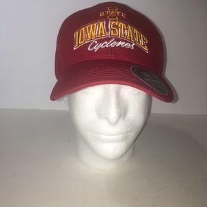 Iowa State Cyclone Baseball Hat Snap Back